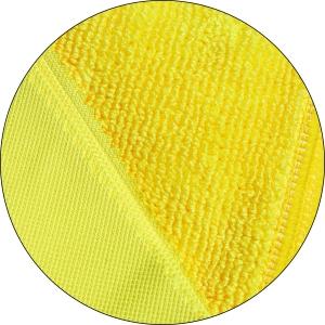 Set Doua Lavete Premium E-Cloth din Microfibra pentru Baie, Oglinda, Chiuveta, Cada, 32 x 32 cm3