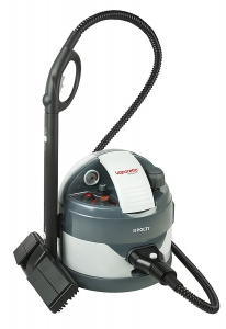 Aparat de Curatat cu Abur Polti Vaporetto Eco Pro 3.0, 2000 W, Emisie Abur 110 g/min, Presiune Abur 4.5 BAR, Gri0
