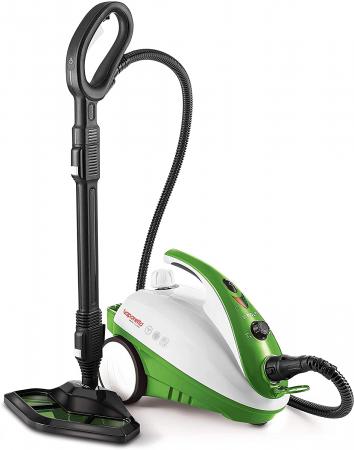 Aparat de Curatat cu Abur Polti Vaporetto Smart 35 Mop,1800W, Emisie Abur  95 g/min, Presiune Abur 3.5 BAR, Alb/Verde0