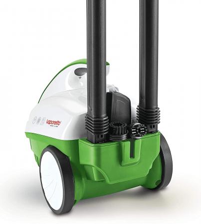 Aparat de Curatat cu Abur Polti Vaporetto Smart 40_Mop,1800W, Emisie Abur  85 g/min, Presiune Abur 3.5 BAR, Alb Albastru [18]