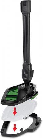Aparat de Curatat cu Abur Polti Vaporetto Smart 35 Mop,1800W, Emisie Abur  95 g/min, Presiune Abur 3.5 BAR, Alb/Verde14