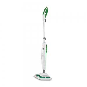 Resigilat_Aparat de Curatat cu Abur Polti Vaporetto SV 400 Hygiene,1500 W, 2.4 Kg, Alb/Verde0