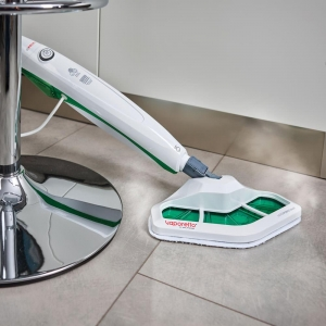 Mop cu Abur Polti Vaporetto SV 400 Hygiene,1500 W, 2.4 Kg, Alb/Verde4