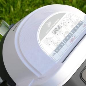 Aspirator Polti Unico MCV 20 Allergy Multifloor, Filtrare Multiciclonica 5 Stadii, Functie Igienizare Abur si Uscare, 2200 W, Filtru Hepa, Argintiu3