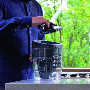 Aspirator Polti Unico MCV 20 Allergy Multifloor, Filtrare Multiciclonica 5 Stadii, Functie Igienizare Abur si Uscare, 2200 W, Filtru Hepa, Argintiu8