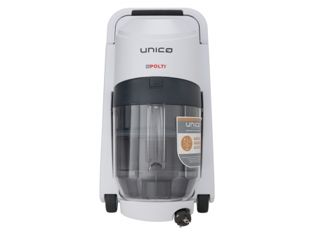 Aspirator Polti Unico MCV 85 Total Clean & Turbo, Filtrare Multiciclonica 5 Stadii, Functie Igienizare Abur si Uscare , 2200 W, Filtru Hepa, Auriu10