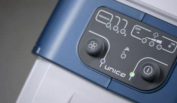 Resigilat_Aspirator Polti Unico MCV 8o Total Clean & Turbo, Filtrare Multiciclonica 5 Stadii, Functie Igienizare Abur si Uscare, 2200 W, Filtru Hepa, Alb/Albastru [3]