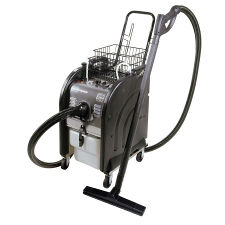 Aspirator Profesional cu Abur Polti Mondial Vap 6000,  Functie Injectie/Extractie, Spalare cu Detergent0