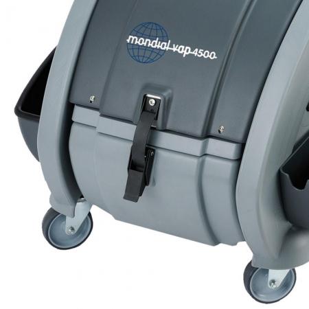 Aspirator Profesional cu Abur Polti Mondial Vap 4500,  Functie Injectie/Extractie, Spalare cu Detergent2