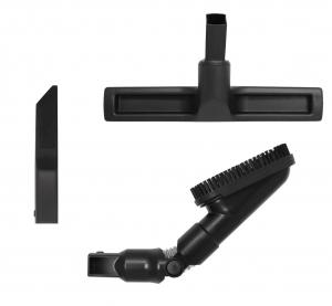 Resigilat_Aspirator Vertical 3 in 1, Fara sac, Cu fir, Clasa A, 0.7 l, Polti Forzaspira SE600 Modular8