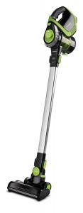 Resigilat_Aspirator Vertical Polti Forzaspira Slim SR110, Fara Sac, Fara Fir, Baterie 25,9V Li-Ion, Autonomie de lucru 50 min, 2.6 Kg, Negru/Verde0
