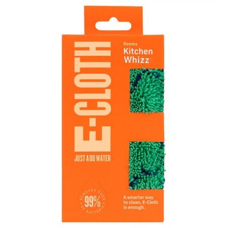 Burete de Vase Premium E-Cloth din Microfibra pentru Farfurii, Pahare, Tacamuri, Tavi,16  x 9 cm [1]