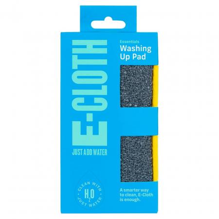 Burete Premium E-Cloth din Mcirofibra cu Doua Fete Pentru Bucatarie si Baie, Fara Zgarieturi, 15 x 8 cm [1]