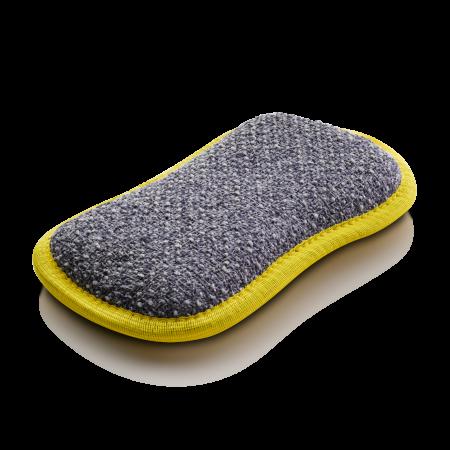 Burete Premium E-Cloth din Mcirofibra cu Doua Fete Pentru Bucatarie si Baie, Fara Zgarieturi, 15 x 8 cm [2]