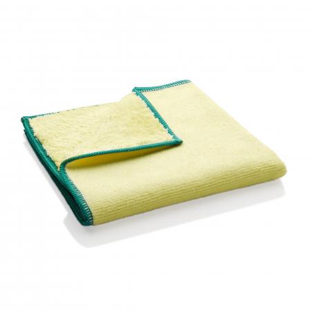 Set Doua Lavete Premium E-Cloth din Microfibra pentru Stergerea Prafului, 32 x 32 cm [6]
