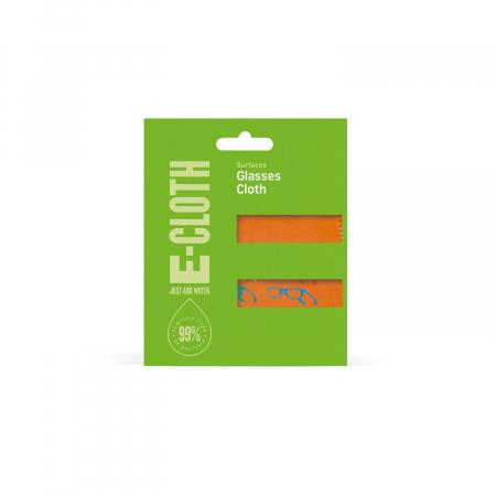 Laveta Premium E-Cloth pentru Curatat Lentilele si Rame de Ochelari, 19 x 19 cm [1]
