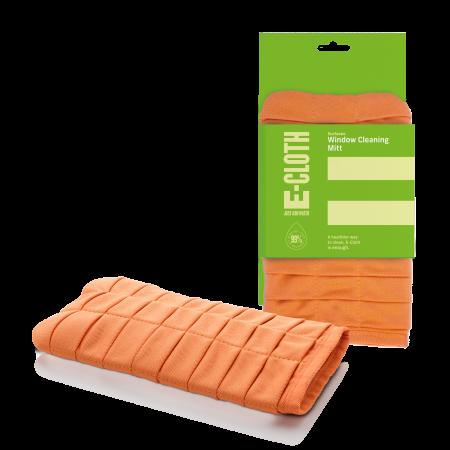 Manusa Premium E-Cloth din Microfibra pentru Curatat Geamurile, Casa, Birou, Auto, 23 x 14 cm [0]
