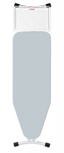 Masa de Calcat Profesionala Polti Vaporella Essential, Reglabila pe Inaltime, cadru Intarit, Suport Fier de Calcat, 43,5 x 9,5 x 167 cm1
