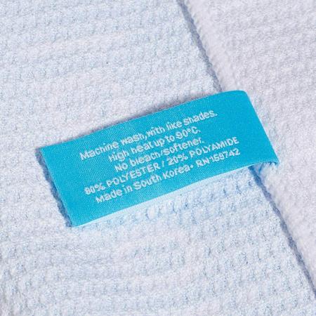 Prosop Premium de Bucatarie E-Cloth Profesional pentru Pahare, Farfurii din Portelan, Tacamuri, 60 x 40 cm [3]