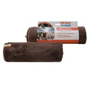 Prosop Mare Premium E-Cloth din Microfibra pentru Curatare si Uscare Caini si Pisici [0]
