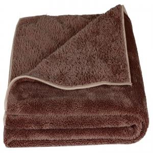 Prosop Mare Premium E-Cloth din Microfibra pentru Curatare si Uscare Caini si Pisici [7]