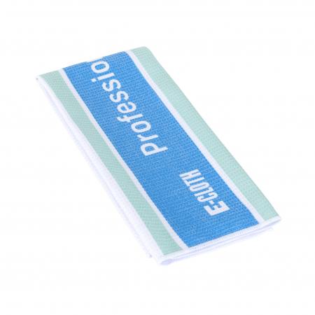 Prosop Premium de Bucatarie E-Cloth Profesional pentru Pahare, Farfurii din Portelan, Tacamuri, 60 x 40 cm [2]