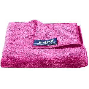 Set 10 x Laveta Premium E-Cloth Universala din Microfibra, Bucatarie, Baie, Geamuri, Praf, 32 x 32 cm, Rosu2