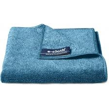 Set 10 x Laveta Premium E-Cloth Universala din Microfibra, Bucatarie, Baie, Geamuri, Praf, 32 x 32  cm, Albastru1