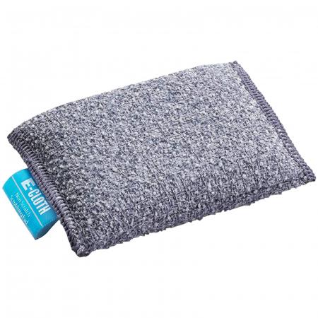Set Doi Bureti Premium E-Cloth din Microfibra pentru Bucatarie si Baie, Cada, Chiuveta [2]