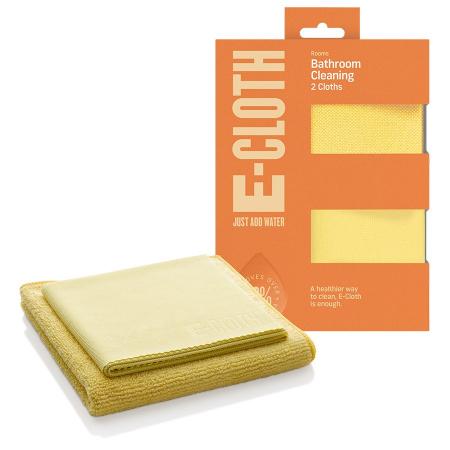 Set doua lavete premium din microfibra e-cloth pentru baie [0]