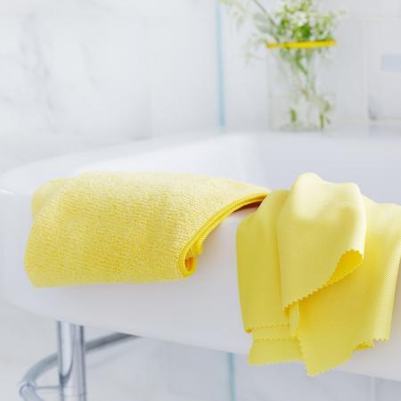 Set doua lavete premium din microfibra e-cloth pentru baie [4]