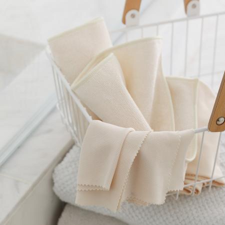 Set Doua Lavete Premium E-Cloth din Microfibra pentru Curatare si Lustruire Cabina de Dus, 32 x 32 cm, Carlig cu Ventuza [3]