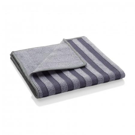 Set Doua Lavete Premium E-Cloth din Microfibra pentru Curatarea si Lustruirea Obiectelor din Inox, 32  x 32  cm [8]