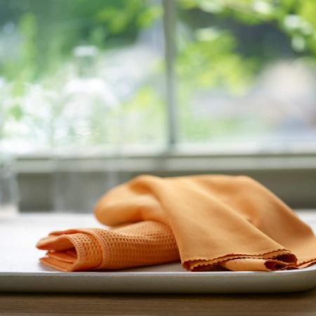 Set doua lavete premium din microfibra e-cloth pentru geamuri, oglinzi, vitralii, pervaze si tocarie [4]