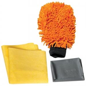 Set Premium E-Cloth din Microfibra pentru Spalat, Uscat si Lustruit Masina, 17 x 26 cm5