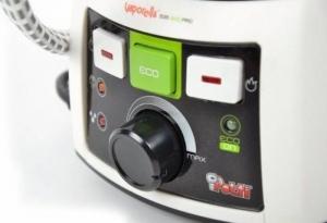 Resigilat_Statie de Calcat Polti Vaporella 535 Eco Pro, Talpa Aluminiu, 1750 W, 1,1 l, 4 Bar, 90 gr/min, Alb/Gri5