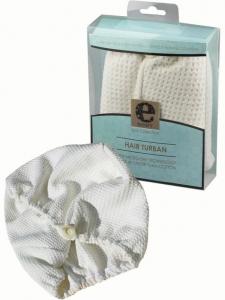 Turban Premium E-Cloth din Microfibra pentru Par, 50 x 26 cm [3]