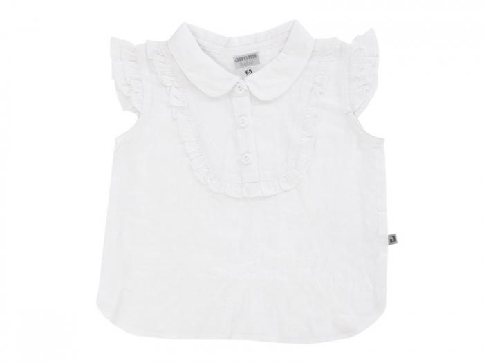 Bluza tip camasa_fete_alb_Clasic [0]