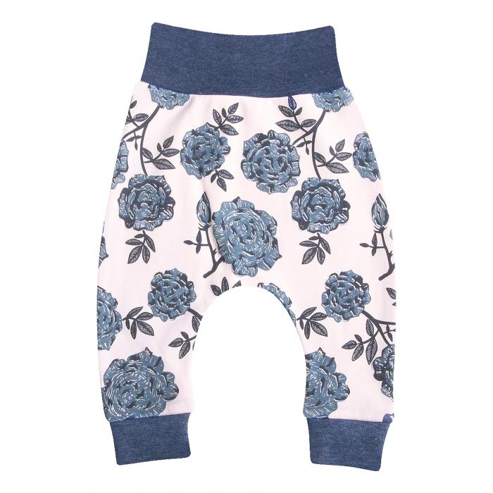 "Pantaloni ""Leggings"" bumbac 100%, Rose 0"