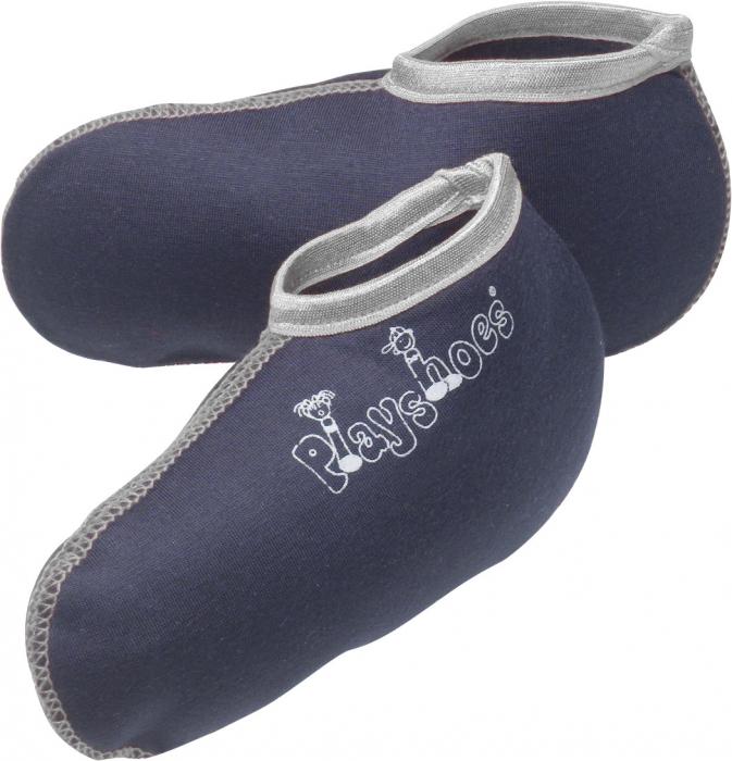 Sosete pentru cizmele de cauciuc_Navy/Grey 0