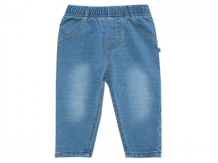 Pantalon lung, jeans, fete [0]