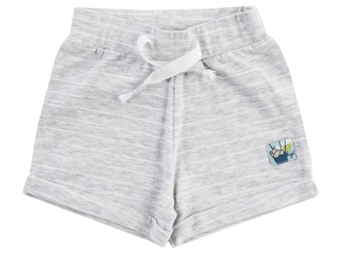 Pantalon scurt_Gri_Fly High 0