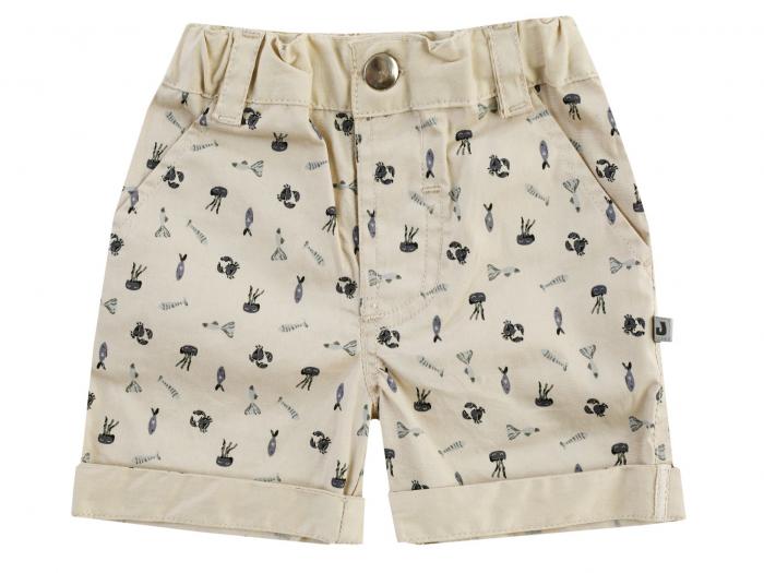 Pantalon scurt doc_Kaki_Coucou Mon Petit 0