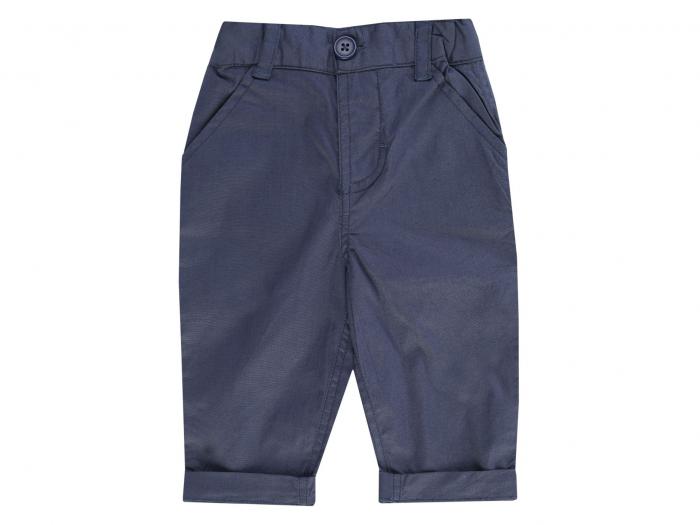 Pantalon lung, vara, Albastru, Coucou Mon Petit 0