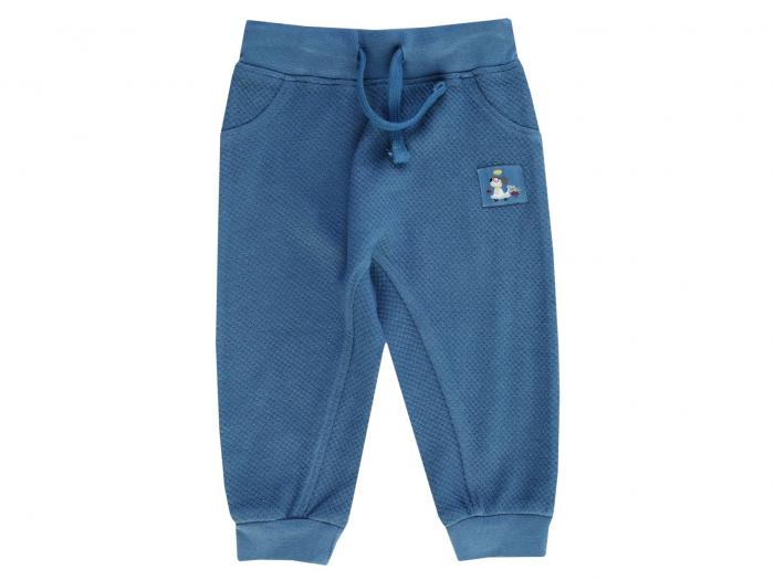 "Pantalon lung ""jogging"", Albastru, Dogs Life [0]"