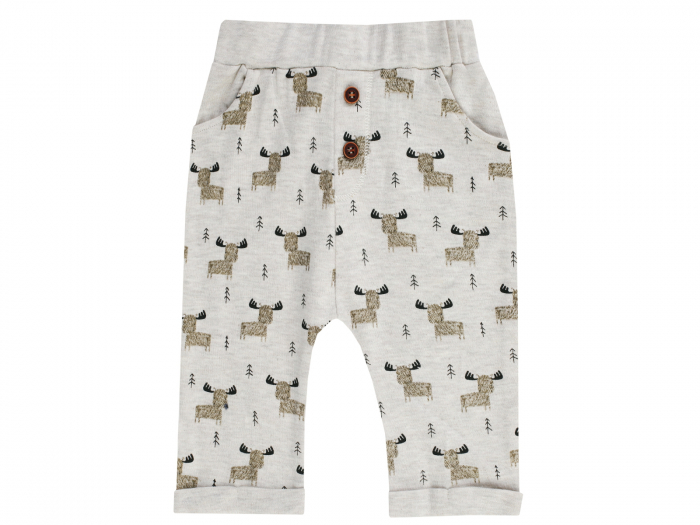 Pantalon lung, baieti, Bej, Lumberjack [0]