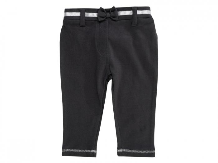 Pantalon leggings, bumbac 100%_Gri Inchis_Classic [0]
