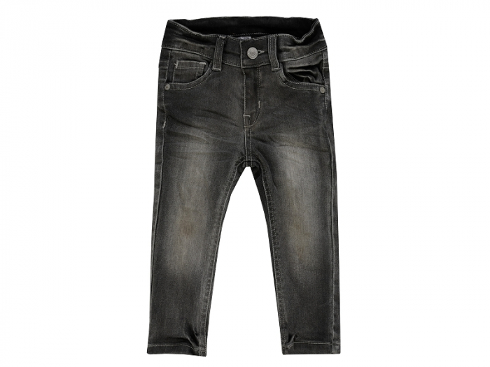 Jeans gri inchis, Smart and happy, Classic 0
