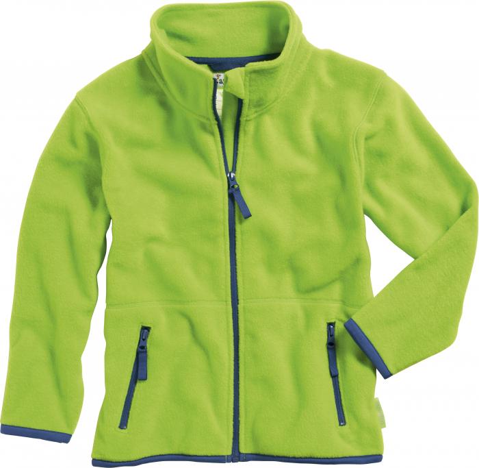 Hanorac fleece, Verde 0