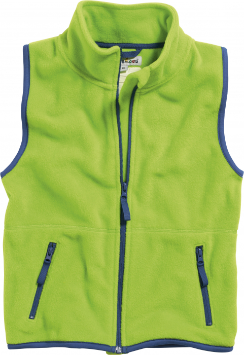 Vesta fleece_verde 0